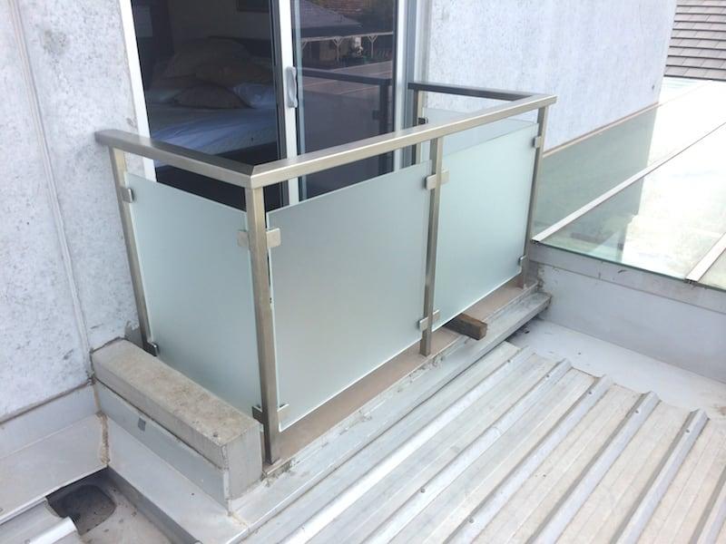 glass balustrading for melbourne