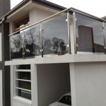 Endeavour Hills glass balustrade