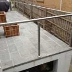 Dingley Village wire balustrade