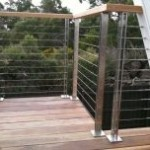 Eumemmerring wire balustrading