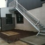 Mulgrave Stainless steel railings